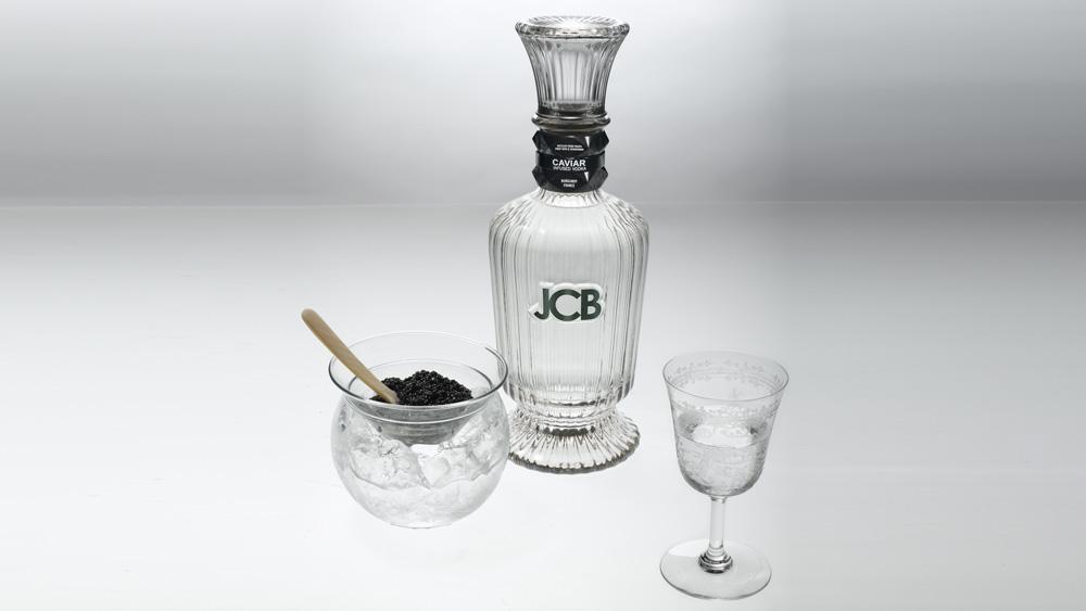 JCB Spirits Caviar-Infused Vodka