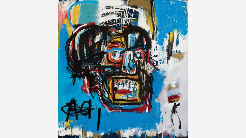 ean-Michel Basquiat's Untitled (1982)