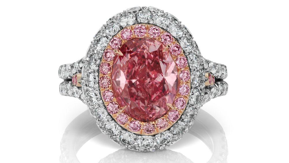JFine Divine Lotus Ring