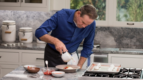 thomas keller cooking