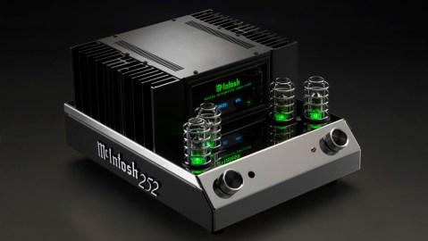 McIntosh MA252 Integrated Amp
