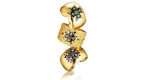 Verdura Maltese Cuff and Bracelet