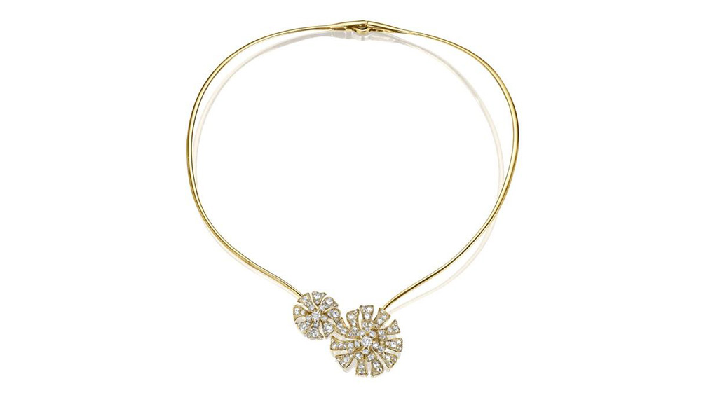 Maria Canale collar necklace