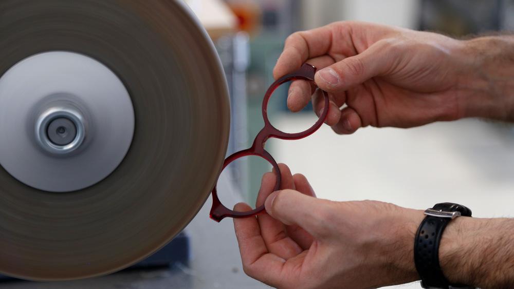 Dom Vetro's Made in Los Angeles Eyewear