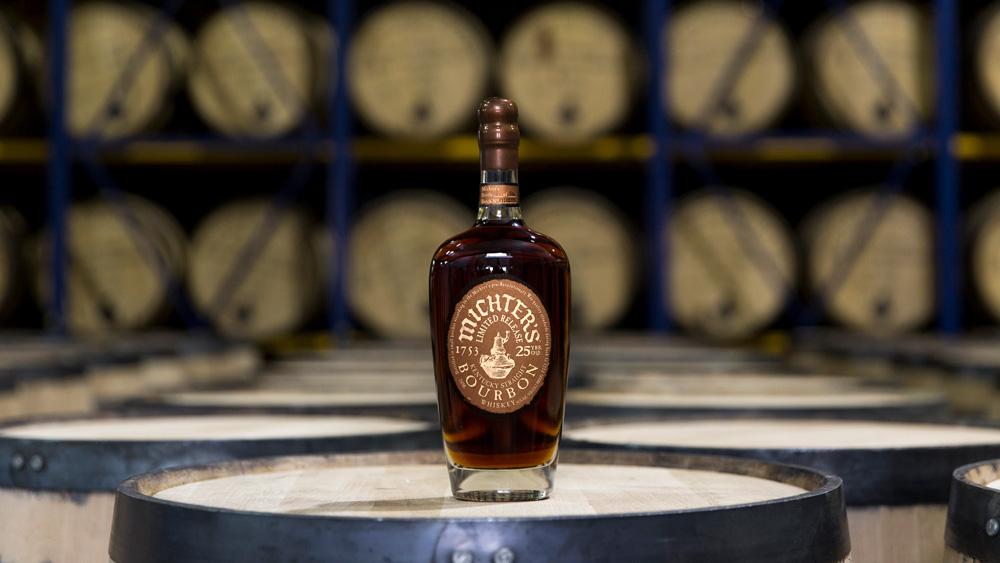 Michter's 25 Year Kentucky Straight Bourbon