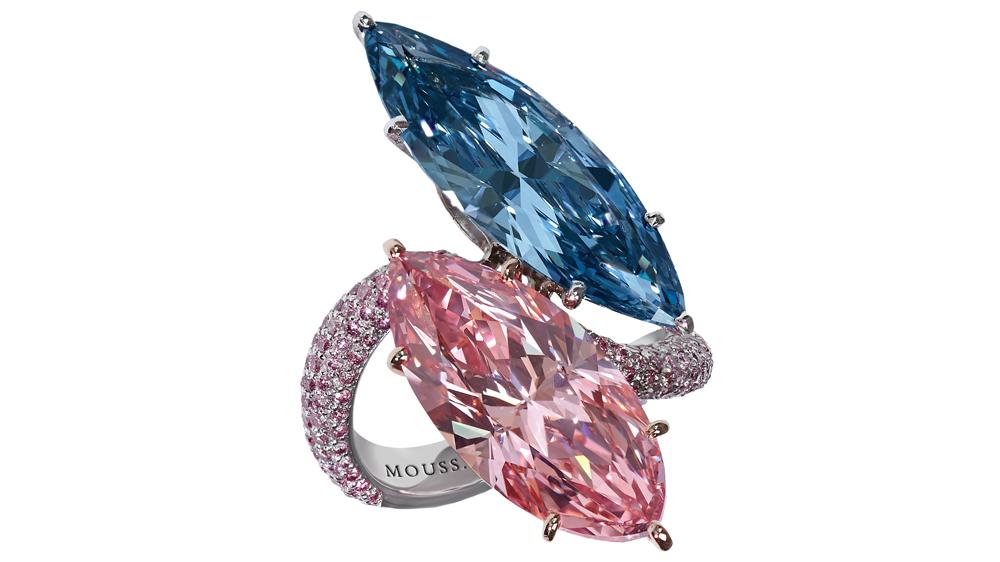 Moussaieff diamond ring
