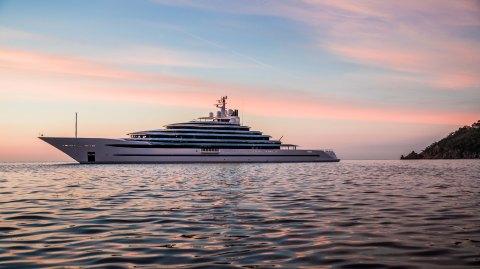Oceanco Jubilee dutch superyacht netherlands