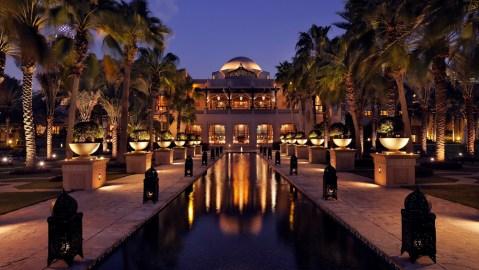 One & Only Mirage Dubai exterior
