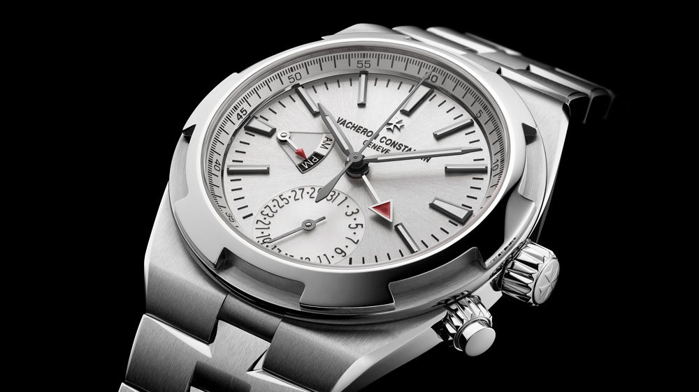 Vacheron-Constantin Overseas Dual Time Watch