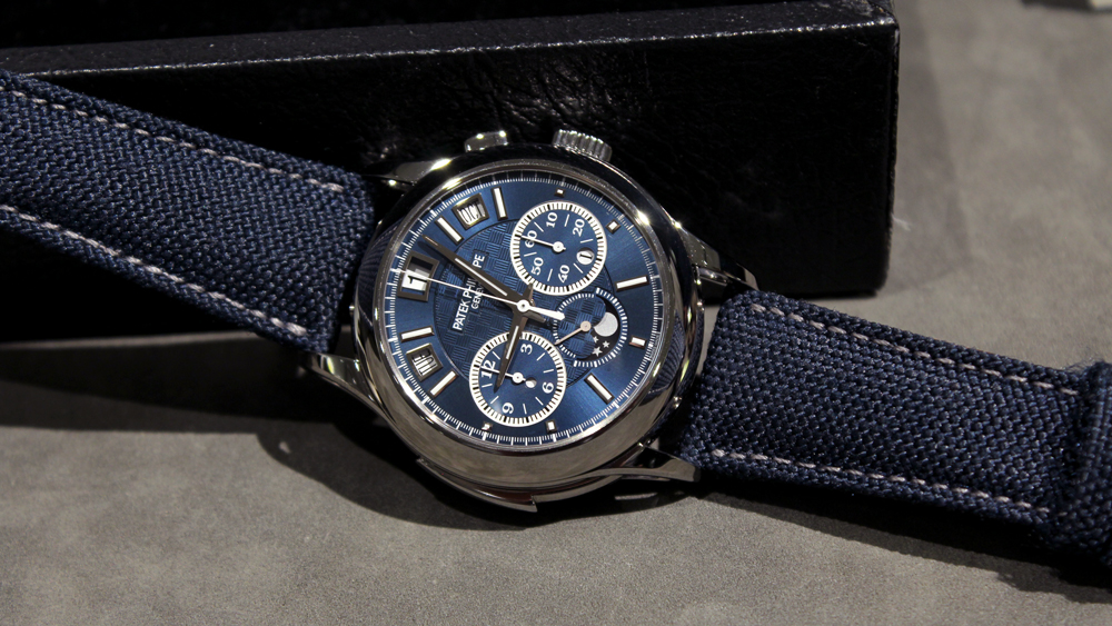 Patek Philippe Ref. 5208 in Titanium for Only Watch 2017