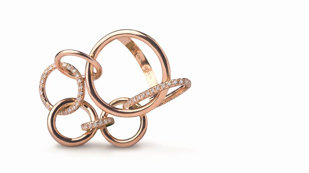 Gaelle Khouri ring
