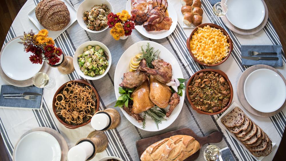 Thanksgiving Revival Market