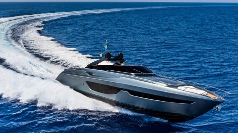 Riva 76 Bahamas yacht Italian