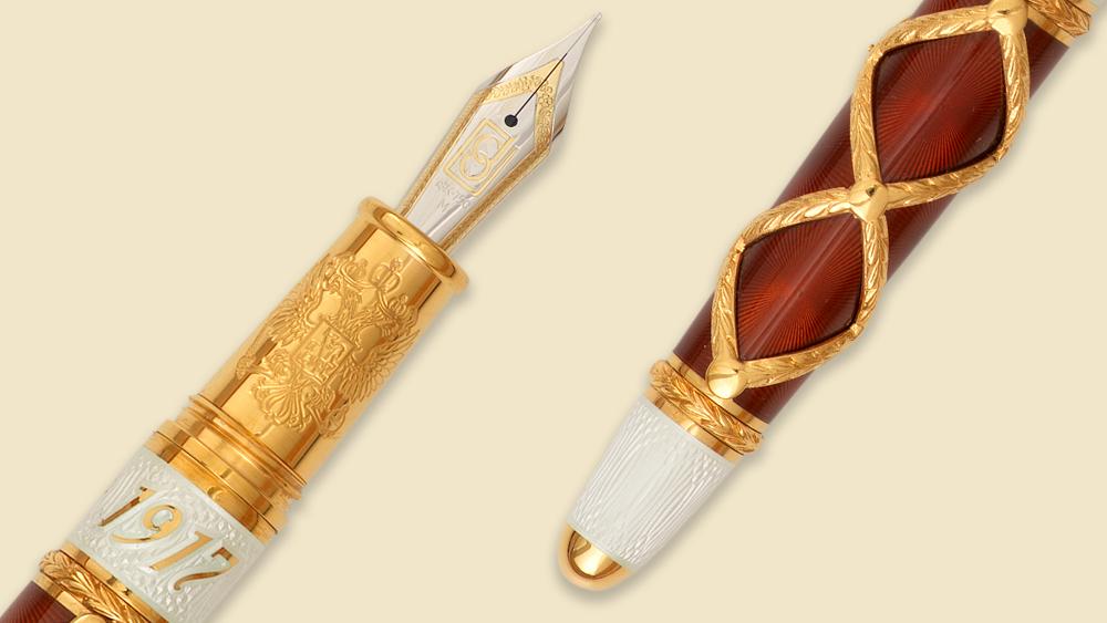 David Oscarson pens