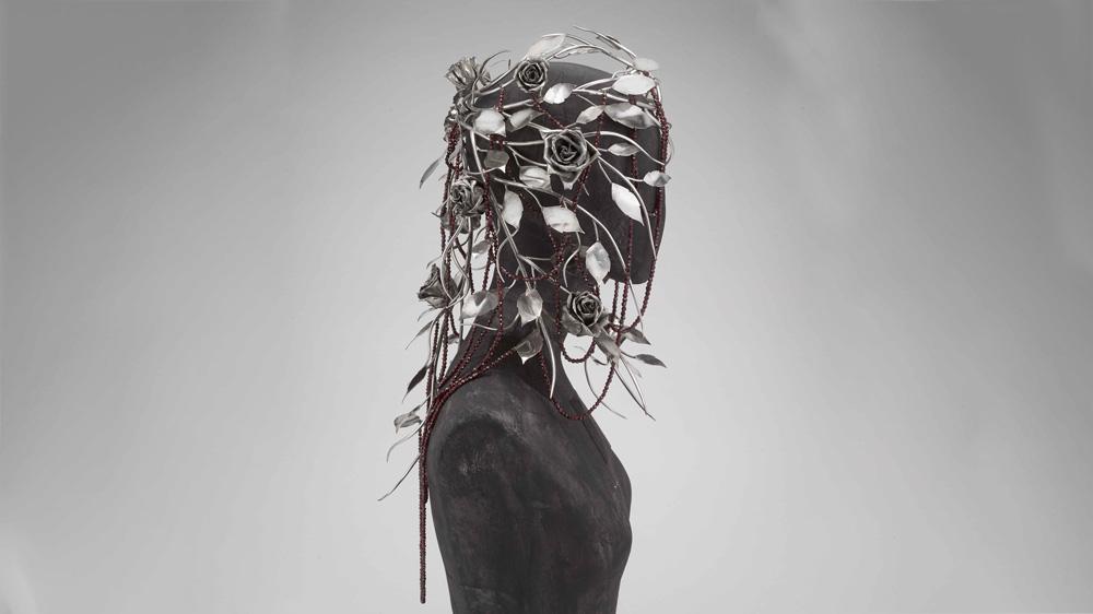 Shaun Leane silver Joan headdress