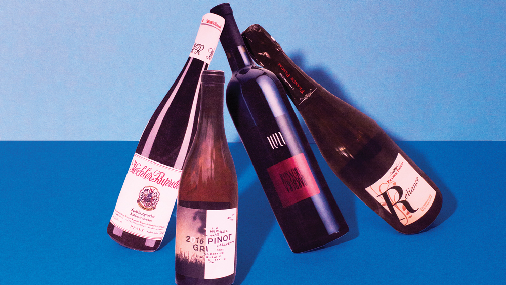 Wines for your sibling