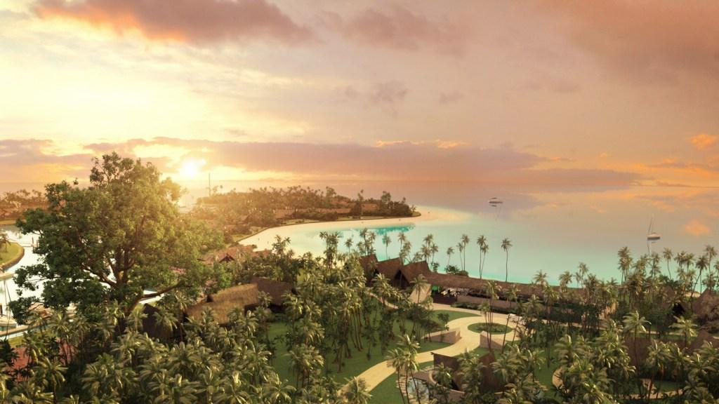 Six Senses Fiji vacation homes