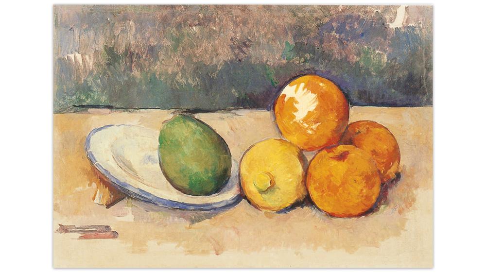 Cézanne Nature morte