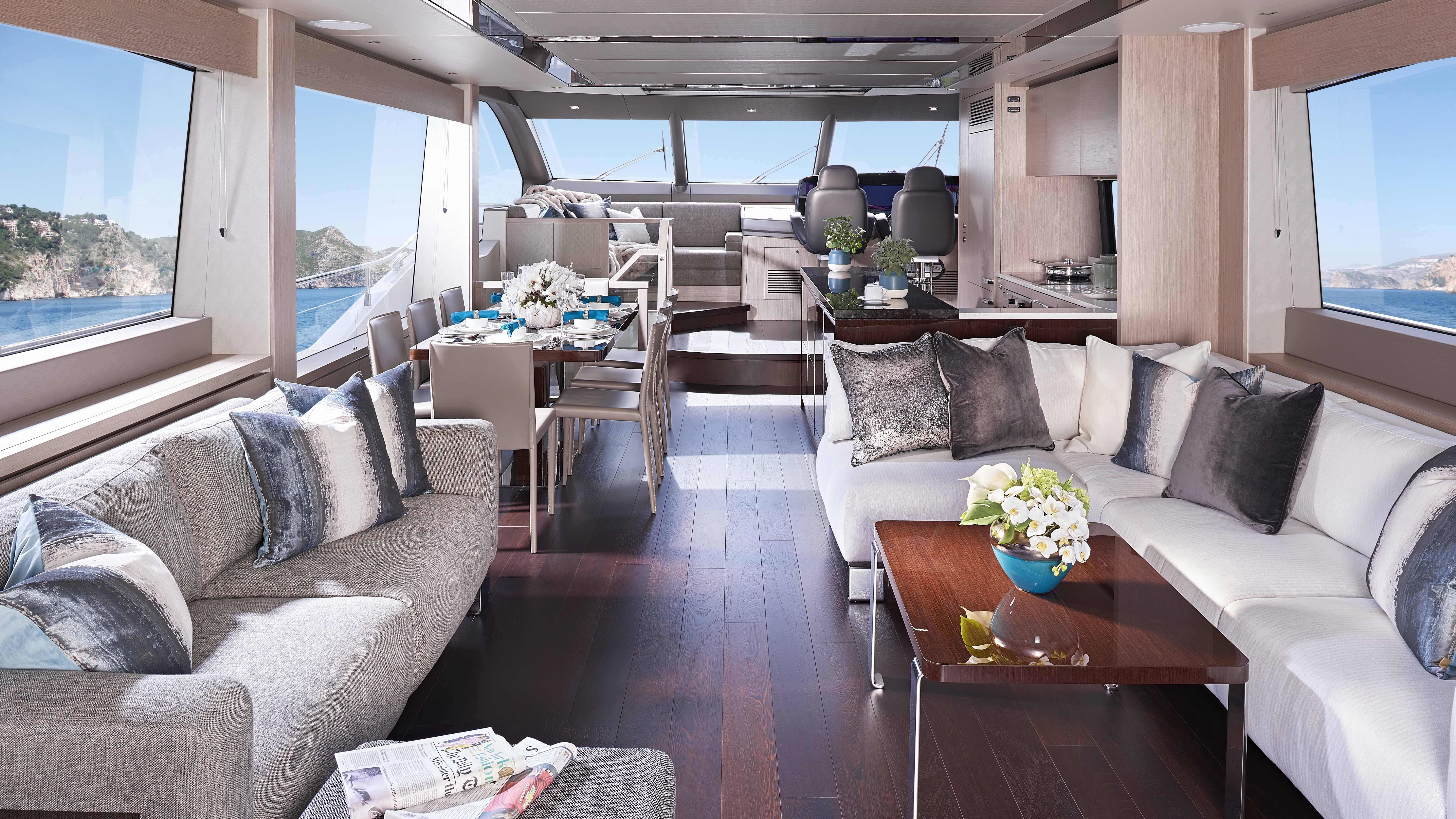 Sunseeker 76 Yacht UK superyacht