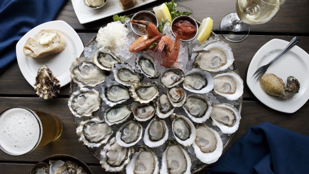 oysters taylor shellfish
