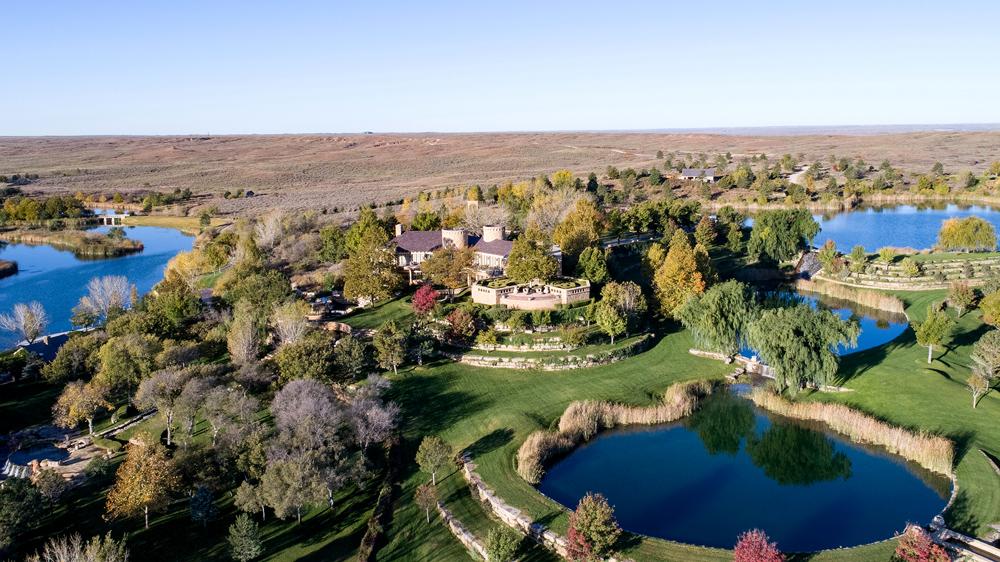 $250 Million Mesa Vista Ranch in Texas