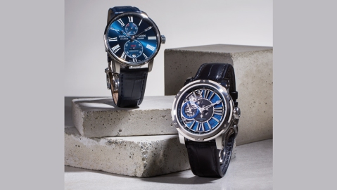 Ulysse Nardin and Louis Moinet watches