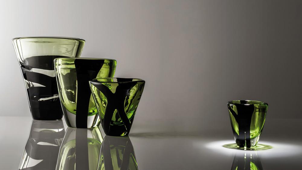 Peter Marino vases for Venini