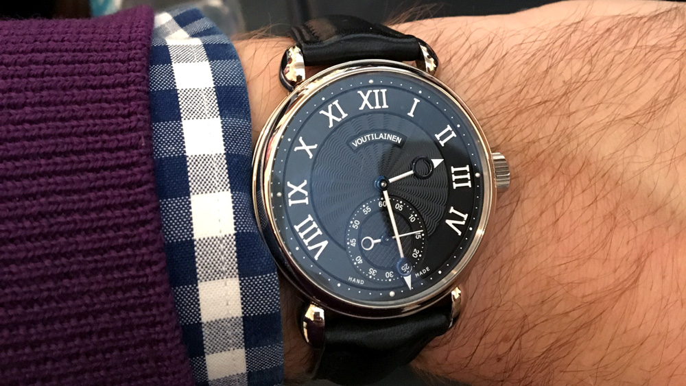 The Watches of Salon QP 2017
