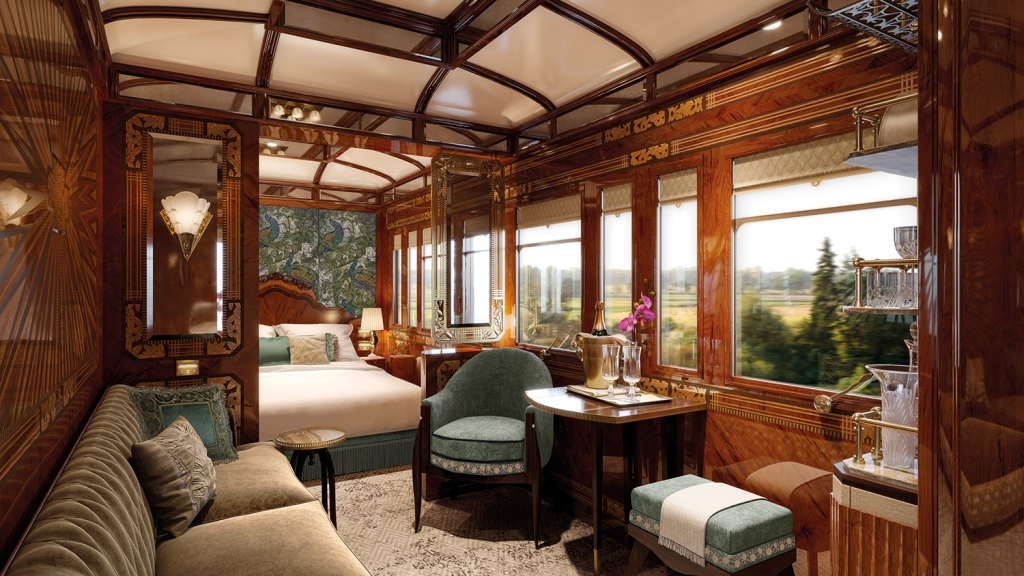 Train suite Orient-Express