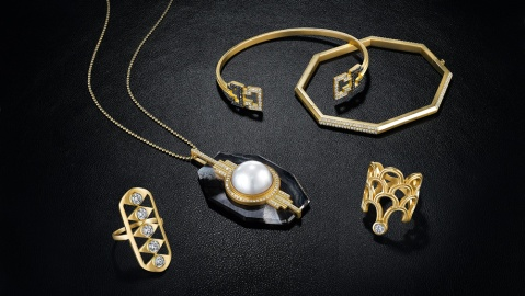 Doryn Wallach jewelry