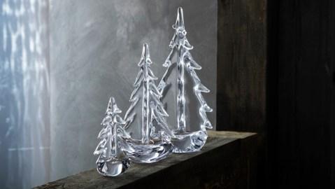 Simon Pearce glass tree