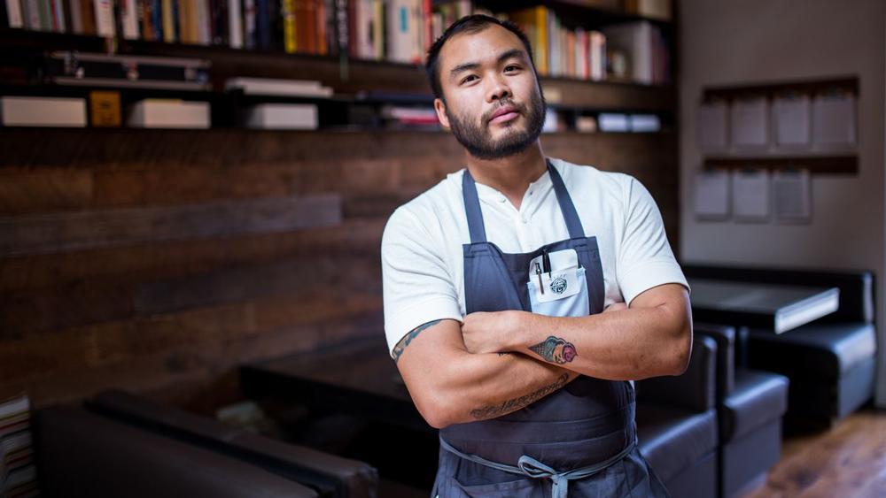 Paul Qui top chef
