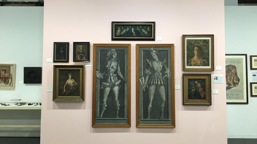 Leonor Fini La Peinture et l'Architecture