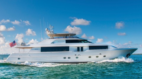 AvYachts Fractional Ownership Westport superyacht