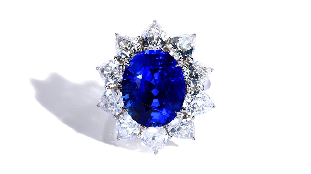 Bayco sapphire ring