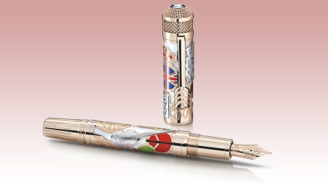 Montblanc The Beatles pens