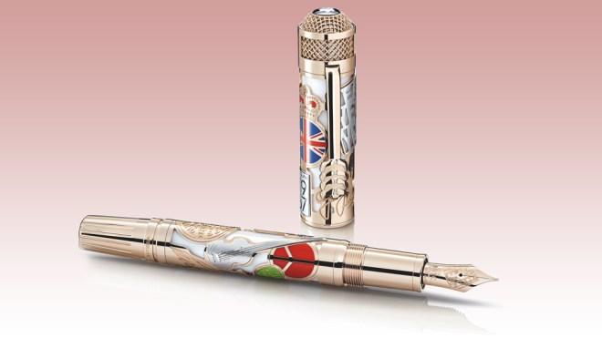Montblanc The Beatles pens