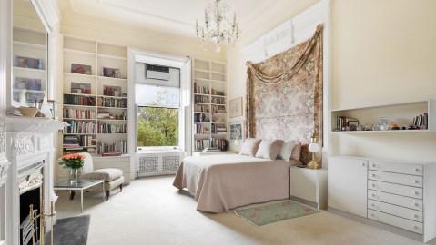 Apartment at the Dakota in New York City