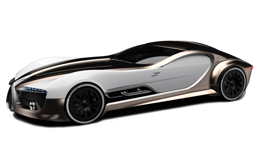 Bugatti Type 57 T
