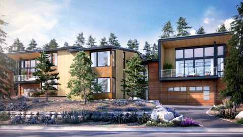 Luxury condos and residences in Lake Tahoe, California