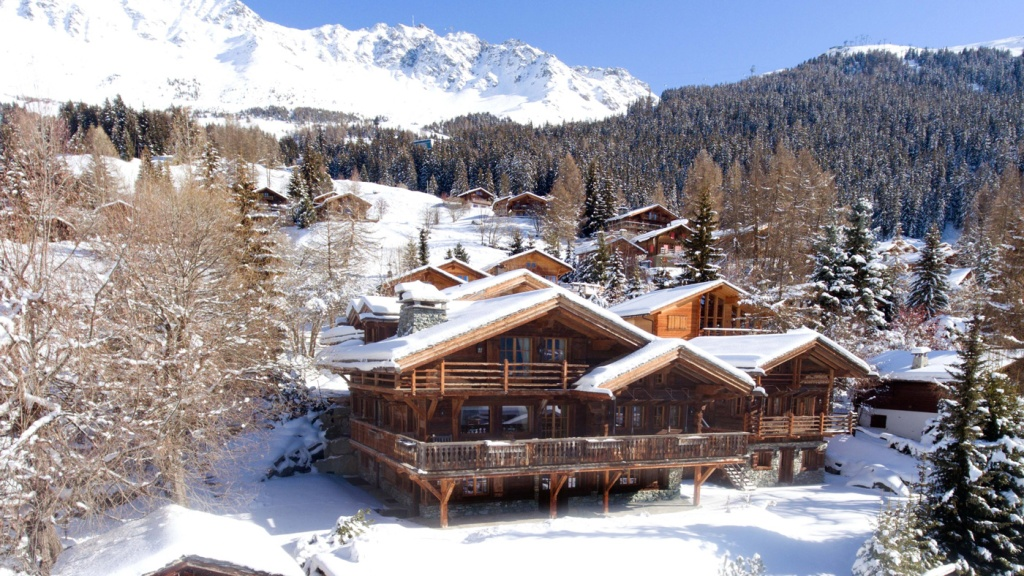 Ski Chalet for Sale in Switzerland