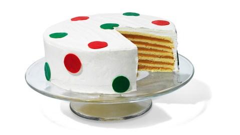 Caroline's Cakes Christmas Caramel