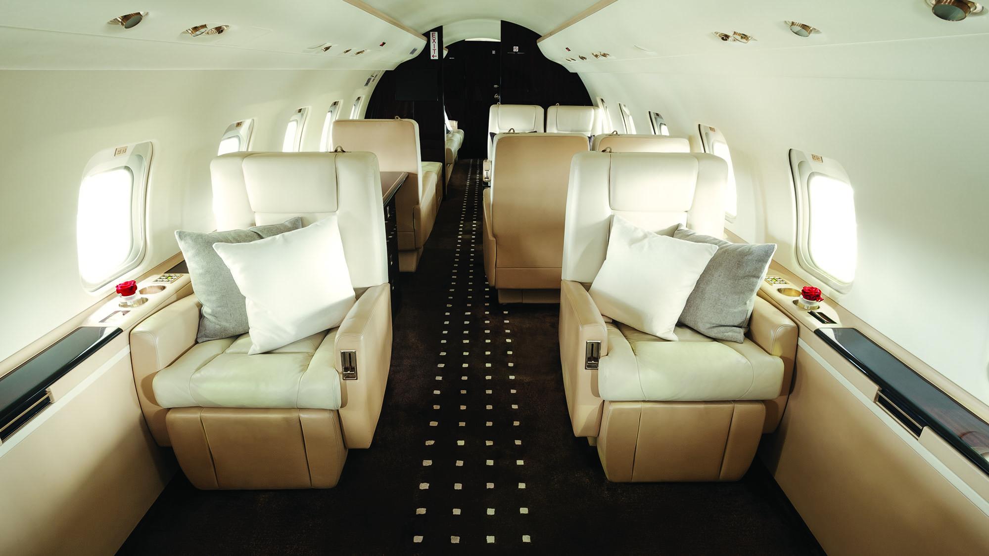 VistaJet Bombardier Global 6000