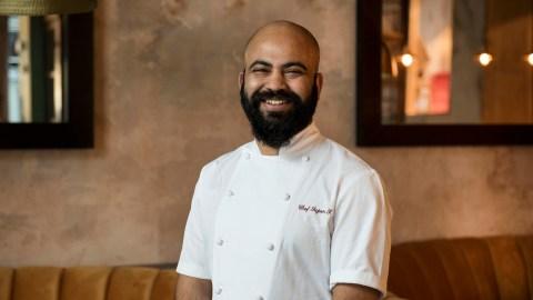 Chef Sujan Sarkar