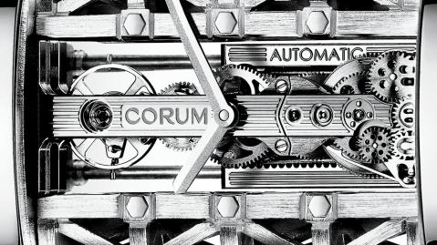 Corrum watch