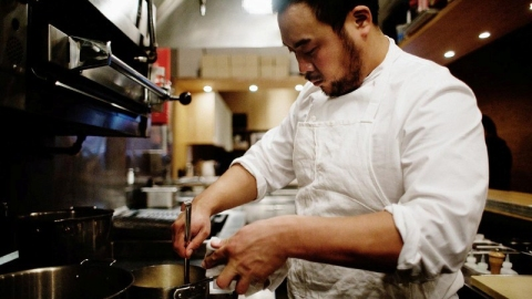 david chang cooking