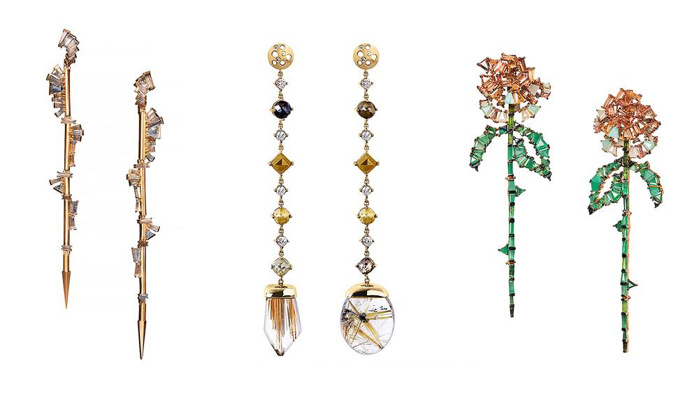 Fashionkind earrings