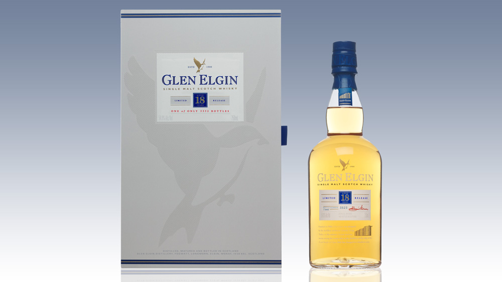 2017 Diageo Special Release Glen Elgin 18 Year Old Whisky