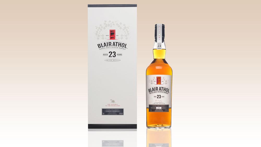 Diageo Special Release of Blair Athol 23 YO Whisky