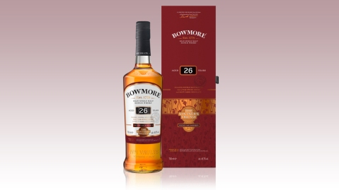 Bowmore Trilogy Whisky